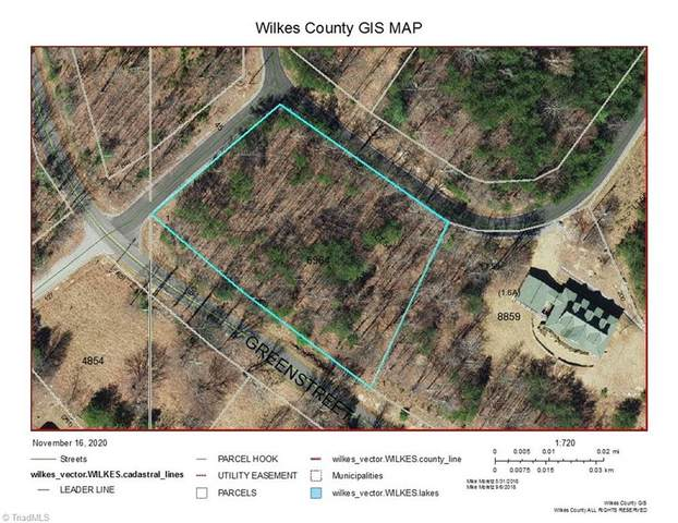 54 Grandview Circle, Traphill, NC 28685 (#002854) :: Mossy Oak Properties Land and Luxury