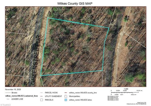 Lot 68 Grandview Circle, Traphill, NC 28685 (MLS #002858) :: Lewis & Clark, Realtors®