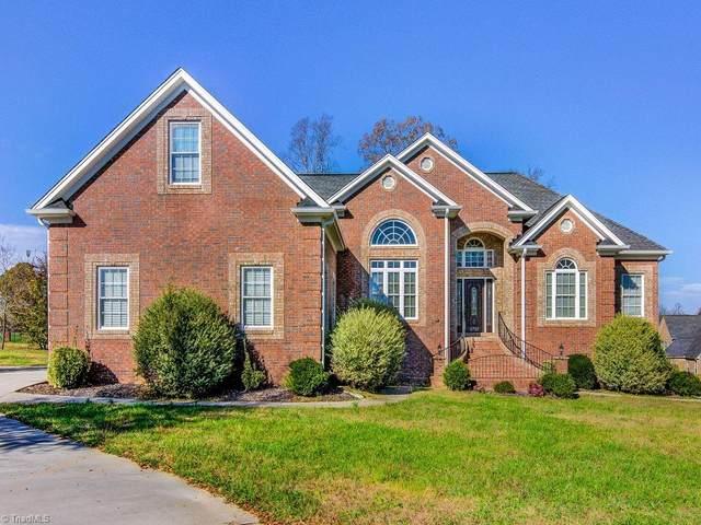 4701 Sharon Donna Drive, Greensboro, NC 27406 (MLS #002871) :: Lewis & Clark, Realtors®