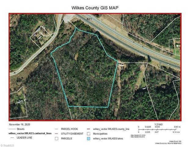 W Us Highway 421, Purlear, NC 28665 (MLS #002875) :: Ward & Ward Properties, LLC