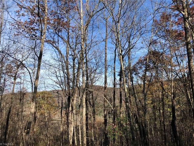 55 Deer Run, Purlear, NC 28665 (MLS #002882) :: Greta Frye & Associates | KW Realty Elite