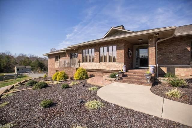 6285 Old Greensboro Road, Thomasville, NC 27360 (MLS #002916) :: Berkshire Hathaway HomeServices Carolinas Realty