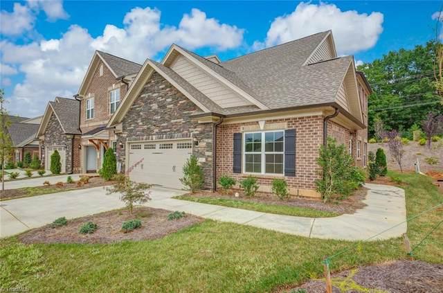 106 Saint Christopher Drive #141, Gibsonville, NC 27249 (MLS #002917) :: Team Nicholson