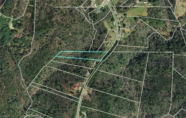 Elledge Mill Road, North Wilkesboro, NC 28659 (MLS #002952) :: Ward & Ward Properties, LLC