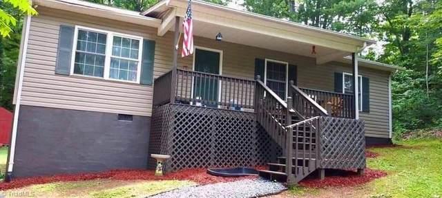209 W High Acres Drive, Purlear, NC 28665 (MLS #002959) :: Ward & Ward Properties, LLC