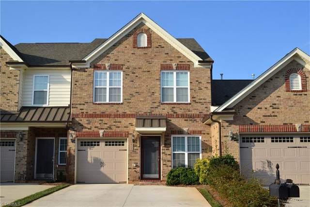 103 Saint Christopher Drive #168, Gibsonville, NC 27249 (MLS #002963) :: Team Nicholson