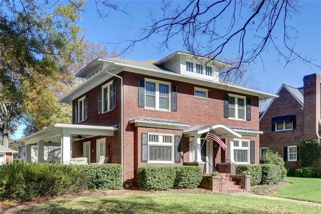 228 Edgedale Drive, High Point, NC 27262 (MLS #002989) :: Lewis & Clark, Realtors®