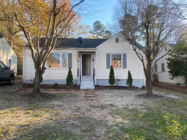 1507 Trogdon Street, Greensboro, NC 27403 (MLS #003002) :: Berkshire Hathaway HomeServices Carolinas Realty