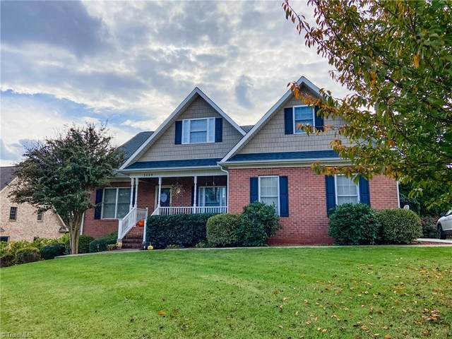 5409 Williams Place Court, Winston Salem, NC 27106 (MLS #003069) :: Berkshire Hathaway HomeServices Carolinas Realty