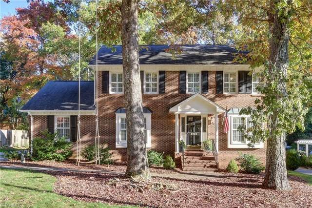 3704 Wynnewood Drive, Greensboro, NC 27408 (MLS #003097) :: HergGroup Carolinas | Keller Williams