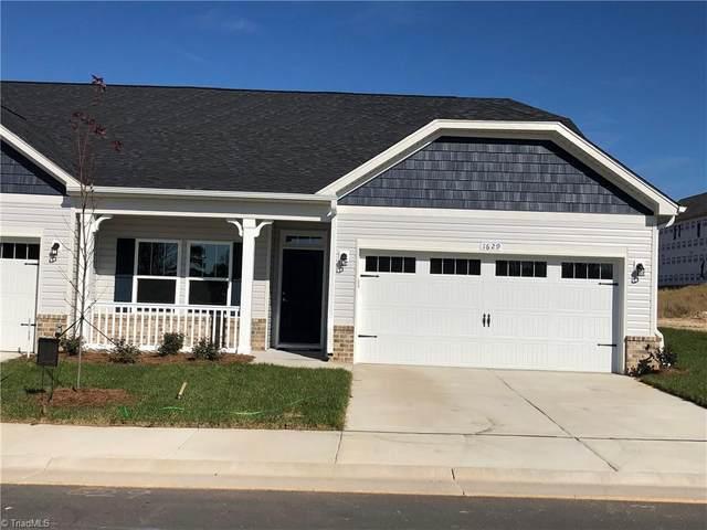 1633 Coopers Hawk Drive, Kernersville, WV 26284 (MLS #003112) :: Ward & Ward Properties, LLC