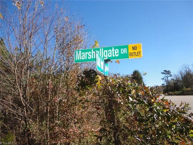5760 Marshallgate Drive, Winston Salem, NC 27105 (MLS #004155) :: Greta Frye & Associates | KW Realty Elite