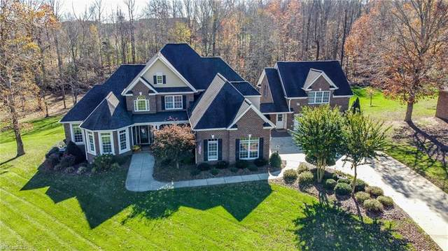 220 Cedar Lake Drive, Statesville, NC 28625 (MLS #004169) :: Berkshire Hathaway HomeServices Carolinas Realty