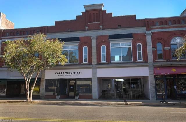 121 S Main Street, Salisbury, NC 28147 (MLS #004194) :: Team Nicholson