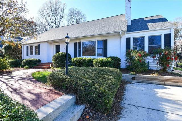115 E Avondale Drive, Greensboro, NC 27403 (MLS #004203) :: Greta Frye & Associates | KW Realty Elite