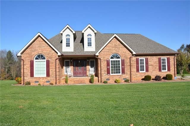 155 Sweetbriar Street, North Wilkesboro, NC 28659 (MLS #004216) :: Ward & Ward Properties, LLC