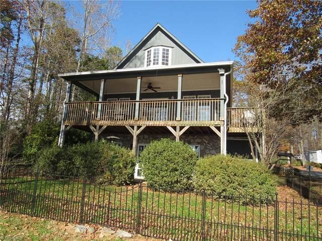 1011 Hickory Point Drive, Lexington, NC 27292 (MLS #004227) :: Ward & Ward Properties, LLC