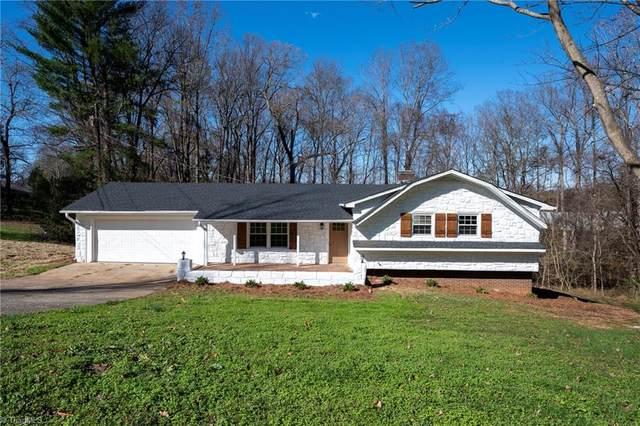4615 Trail Inn Lane, Winston Salem, NC 27284 (MLS #004301) :: Ward & Ward Properties, LLC