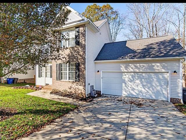 413 Rockbridge Drive, Kernersville, NC 27284 (MLS #004328) :: Greta Frye & Associates | KW Realty Elite