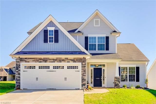 1349 Land Grove Drive, Kernersville, NC 27284 (MLS #004332) :: Greta Frye & Associates | KW Realty Elite
