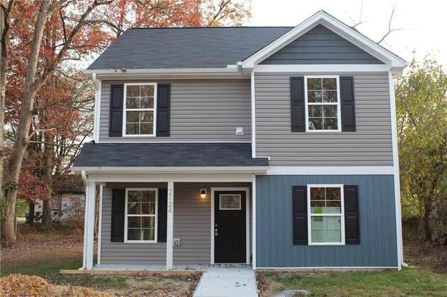 2124 Byrd Street, Greensboro, NC 27401 (MLS #004334) :: Team Nicholson