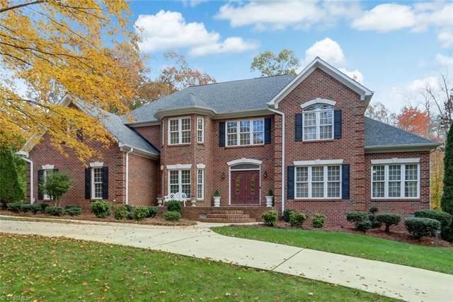 3608 Summit Lakes Drive, Browns Summit, NC 27214 (MLS #004335) :: Ward & Ward Properties, LLC