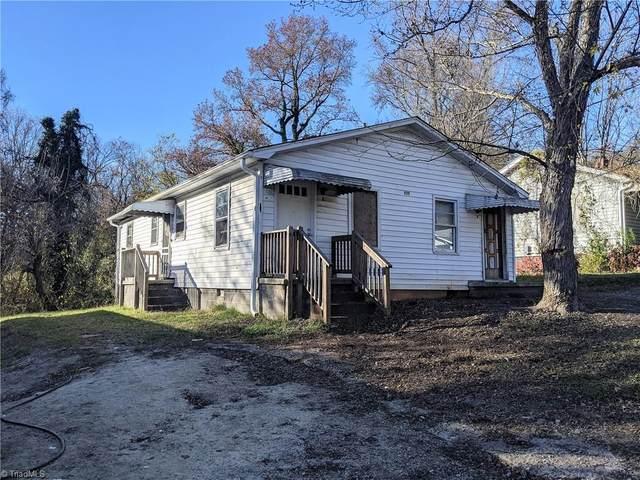 930 Randolph Street, High Point, NC 27260 (MLS #004339) :: Greta Frye & Associates | KW Realty Elite
