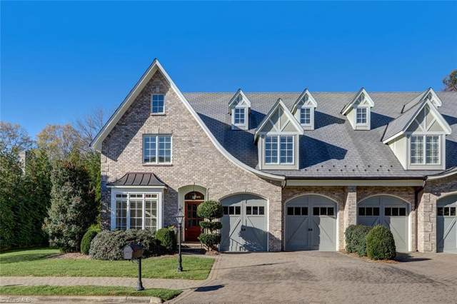 5 Granville Oaks Court, Greensboro, NC 27408 (MLS #004360) :: Berkshire Hathaway HomeServices Carolinas Realty