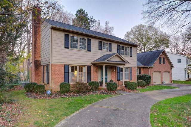 1502 Hobbs Road, Greensboro, NC 27408 (MLS #004373) :: HergGroup Carolinas | Keller Williams
