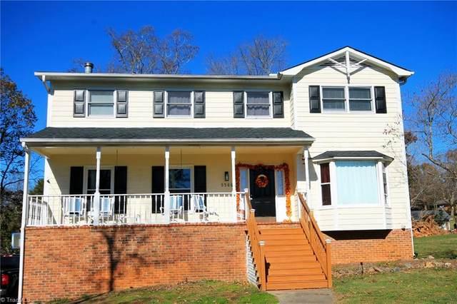5560 Folkstone Road, Pfafftown, NC 27040 (MLS #004384) :: Berkshire Hathaway HomeServices Carolinas Realty