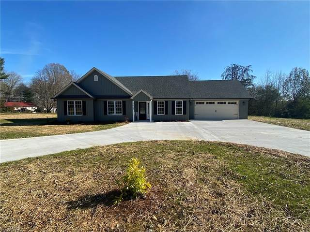 5619 Nc Highway 66 S, King, NC 27021 (MLS #004407) :: Ward & Ward Properties, LLC