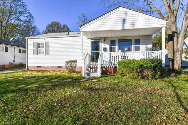 917 Stephens Street, Greensboro, NC 27406 (MLS #004437) :: Team Nicholson
