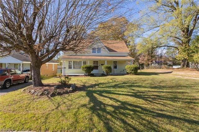 302 Pershing Street, Asheboro, NC 27203 (MLS #004468) :: Berkshire Hathaway HomeServices Carolinas Realty