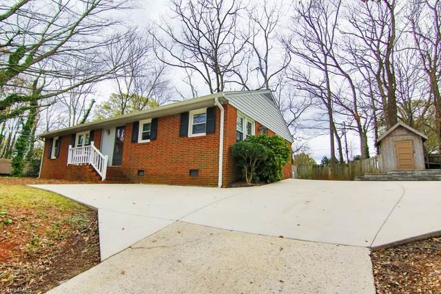 2703 W Cornwallis Drive, Greensboro, NC 27408 (MLS #004471) :: HergGroup Carolinas | Keller Williams