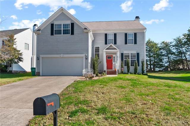4018 Maid Marion Court, Jamestown, NC 27282 (MLS #004472) :: HergGroup Carolinas | Keller Williams