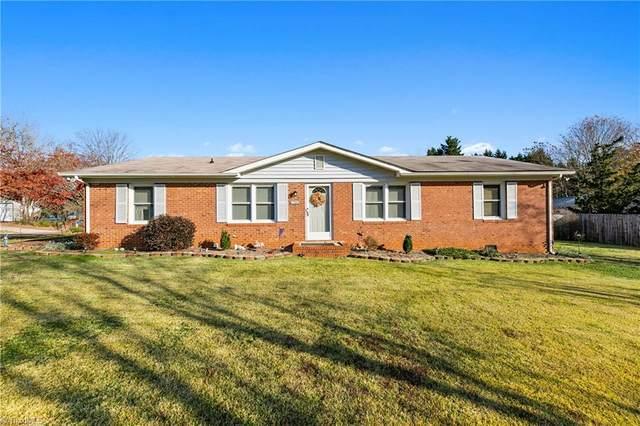 1541 Pineland Drive, Kernersville, NC 27284 (MLS #004512) :: Team Nicholson