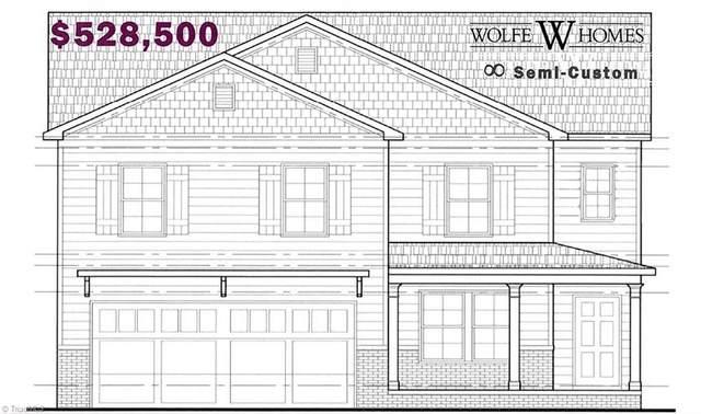 1500 Independence Road, Greensboro, NC 27408 (MLS #004520) :: Berkshire Hathaway HomeServices Carolinas Realty