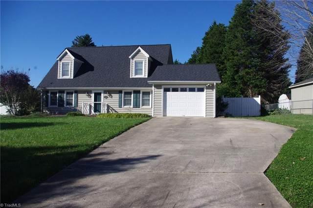 1528 Pecan Lane, Kernersville, NC 27284 (MLS #004538) :: Greta Frye & Associates | KW Realty Elite