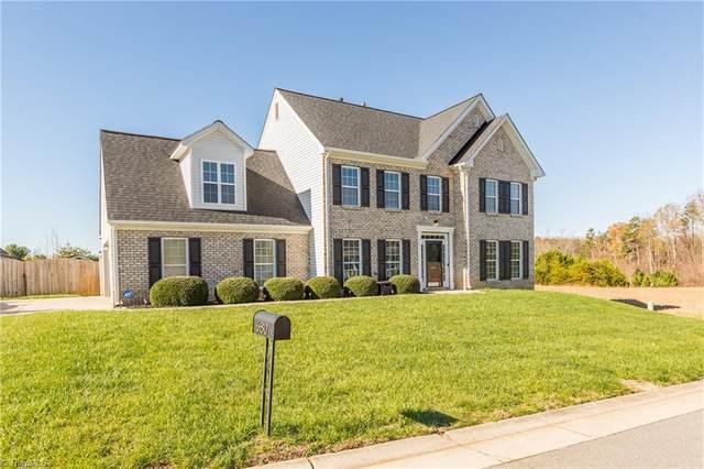 680 Spruce Garden Court, Rural Hall, NC 27045 (MLS #004565) :: Team Nicholson