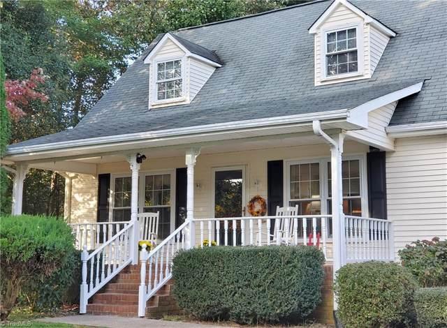 112 Century Wood Court, Kernersville, NC 27284 (MLS #004568) :: Greta Frye & Associates | KW Realty Elite