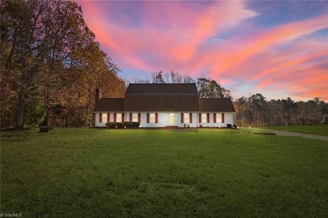 2575 Tot Hill Farm Road, Asheboro, NC 27205 (MLS #004580) :: HergGroup Carolinas | Keller Williams