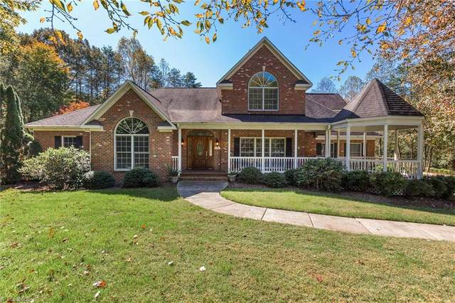 4299 Neiman Acres Road, Summerfield, NC 27358 (MLS #004628) :: Ward & Ward Properties, LLC
