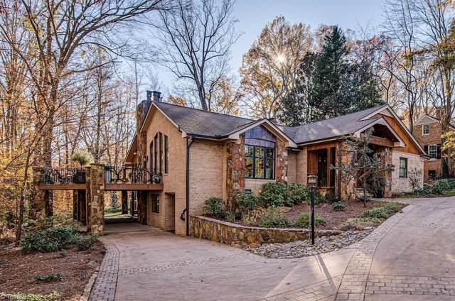 2064 Faculty Drive, Winston Salem, NC 27106 (MLS #004634) :: HergGroup Carolinas | Keller Williams