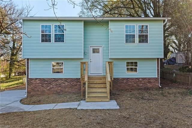 803 S English Street, Greensboro, NC 27401 (#004641) :: Mossy Oak Properties Land and Luxury