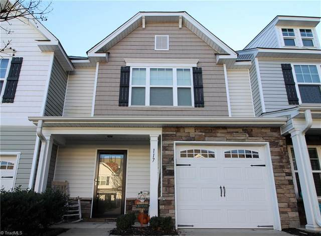 117 Tilleys Grove Drive, Kernersville, NC 27284 (MLS #004645) :: Greta Frye & Associates | KW Realty Elite