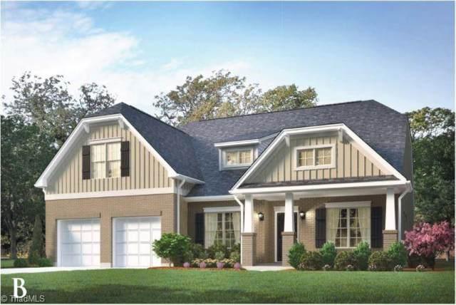 4510 Olivine Lane, Pfafftown, NC 27040 (MLS #004671) :: Berkshire Hathaway HomeServices Carolinas Realty