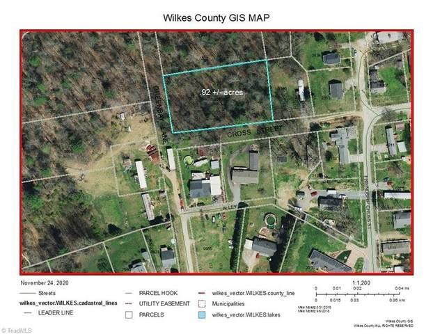 0 Greenbay Lane, North Wilkesboro, NC 28659 (MLS #004688) :: Ward & Ward Properties, LLC