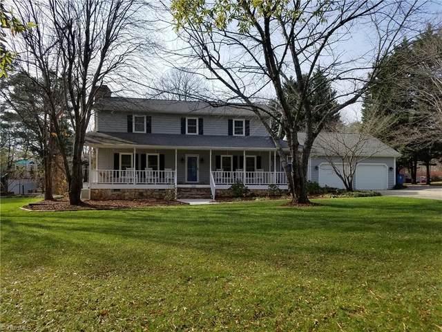 7415 Dickinben Drive, Summerfield, NC 27358 (#004702) :: Mossy Oak Properties Land and Luxury