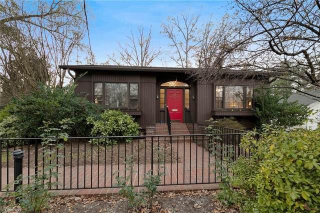 906 Lockland Avenue, Winston Salem, NC 27103 (MLS #004709) :: Greta Frye & Associates | KW Realty Elite