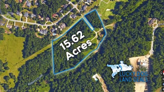 0 Dorado Drive, High Point, NC 27265 (MLS #004733) :: Greta Frye & Associates | KW Realty Elite